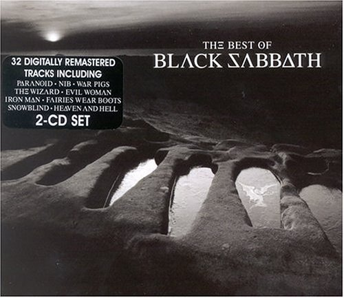 The Best of Black Sabbath artwork
