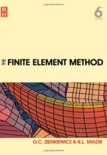 The Finite Element Method Set, Sixth Edition