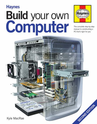 the simple steps in building your own computer