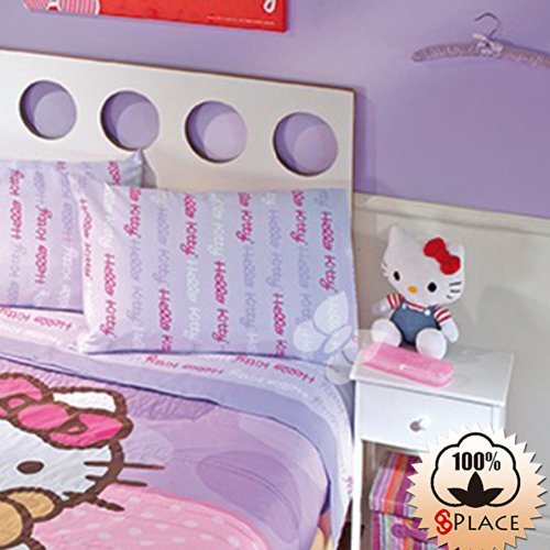 Hello Kitty Twin Bedding Set front-1075708