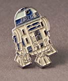 Metal Enamel Pin Badge Star Wars R2D2 (R2-D2) Robot Droid