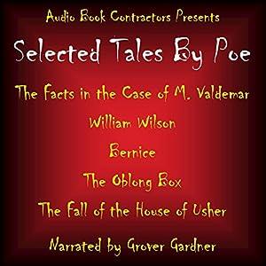 Selected Tales by Edgar Allan Poe Audiobook