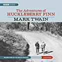 The Adventures of Huckleberry Finn Audiobook by Mark Twain Narrated by Patrick Fraley
