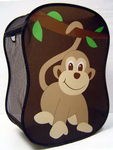 Jungle Crib Bedding 8736 back