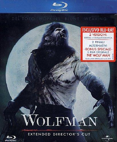 Wolfman(versione estesa+versione cinematografica) [Blu-ray] [IT Import]