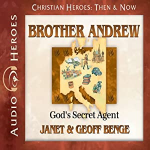Brother Andrew Audiobook