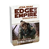 Demolitionist Hired Gun Star Wars Edge of the Empire Specialization Deck