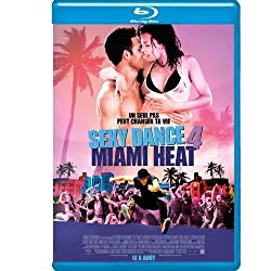 Sexy Dance 4, Miami Heat [Blu-ray]