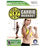 Gold's Gym Cardio Workout - Nintendo Wii ~ UBISOFT