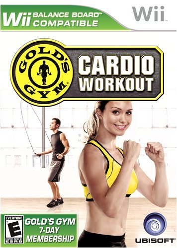 Gold&#039;s Gym Cardio Workout