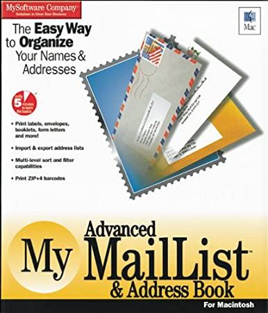 My Advanced Maillist