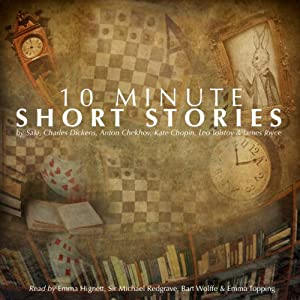 10-Minute Short Stories Audiobook
