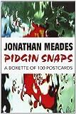 Jonathan Meades Pidgin Snaps: A Boxette
