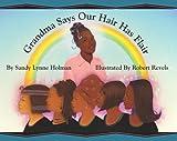 Grandma Says Our Hair Has Flair
