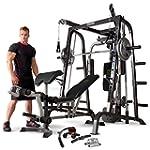 Marcy MD-9010G Home Gym Smith Machine...