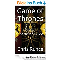 Game of Thrones: Character Guide (English Edition)