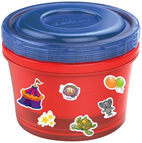 Gerber Graduates Design 'n Dine Insulated Food Container with Stickers - 1