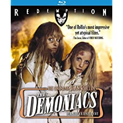 Demoniacs: Remastered Extended Edition [Blu-ray]