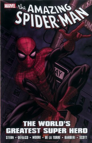 Spider-Man: The World's Greatest Super Hero (Amazing Spider-Man (Paperback Unnumbered))