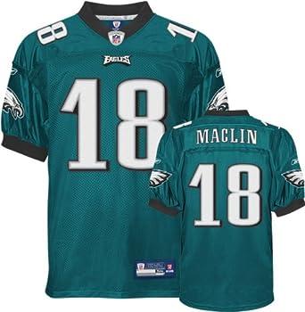 Jeremy Maclin Philadelphia Eagles Green NFL Youth PREMIER Jersey by Reebok