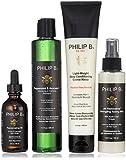Philip B. Philip B Step Treatment with Paraben-free Formula Conditioner
