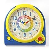THE CLOCK HOUSE (ザ・クロックハウス) 知育 目覚まし時計 アナログ セイコークロック製 OC230L