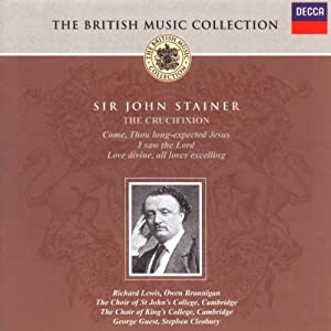 The British Music Collection: Sir John Stainer