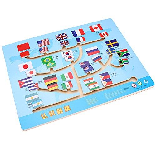 bluelover-bambini-in-legno-bandiere-nazionali-labirinto-bandiera-labirinto-puzzle-giocattolo