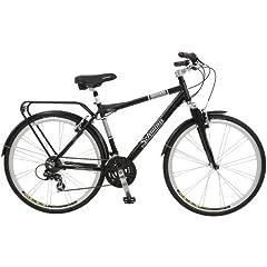 Schwinn Discover Mens Hybrid Bike (700C Wheels) by Schwinn