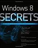 img - for Windows 8 Secrets book / textbook / text book