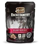 Merrick Backcountry Real Beef Recipe Cuts