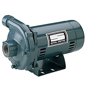 Pentair sta rite jbmmg 59s single phase cast for Sta rite 1 5 hp pool pump motor