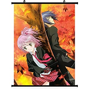 "Coocool® Lifelike Decor Wall Scroll Inspired By Anime Shugo Chara(24""*32"")(support Customization)"
