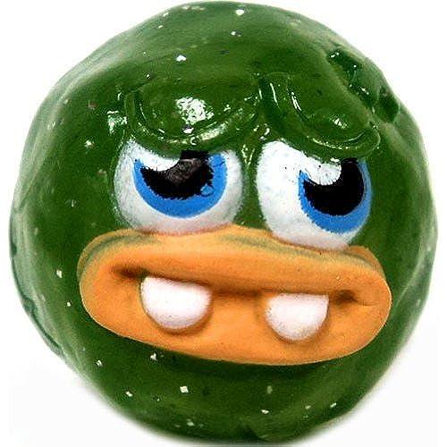 Moshi Monsters Moshlings 1.5 Inch Series 2 Mini Figure Cosmic Bruiser [Sparkly Green] 장난감 [병행수입품]