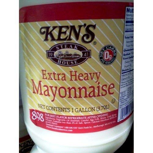 Ken'S Extra Heavy Mayonnaise, 32 Pound