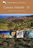Dirk Hilbers Canary Islands II: Tenerife and La Gomera - Spain (Crossbill Guides)