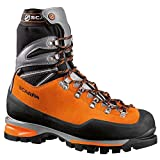 Scarpa Herren Alpine Bergschuhe orange 44
