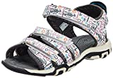 Airwalk Boy's White Sandals and Floaters    - 6.5 UK/30 EU