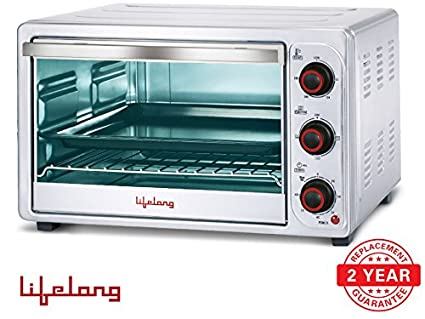 Lifelong 26 Litres Oven Toast Griller