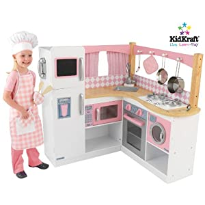 Mom\'s of older kids (5+) let me see your play kitchens!   GymboFriends