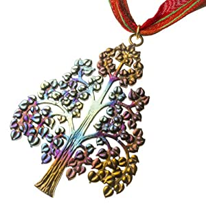 Bodhi Tree of Enlightenment Pendant Necklace