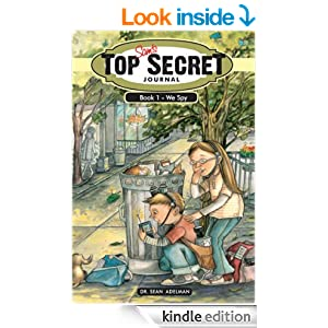 top secret ebook cover