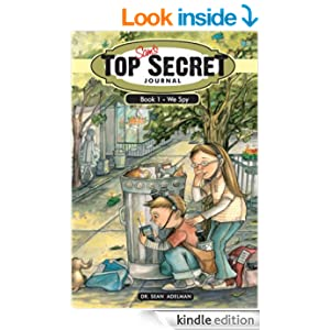 top secret book cover