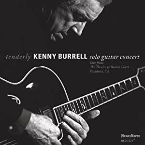 Kenny Burrell - Tenderly cover