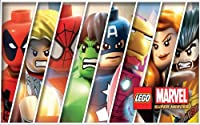 LEGO Marvel Super Heroes [Mac] [Online Game Code] from Feral Interactive
