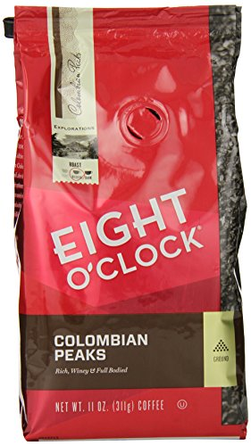 eight-oclock-ground-coffee-colombian-peaks-11-ounce-bags-pack-of-6