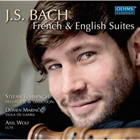 French Suite No. 3 in B Minor, BWV 814 (arr. for recorder, viola da gamba and lute): V. Menuet - Trio