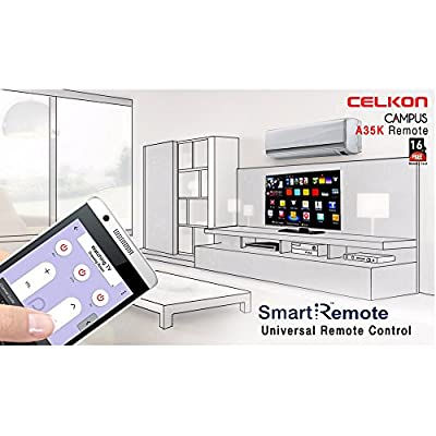 Celkon A35K Remote (Black)