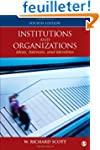 Institutions and Organizations: Ideas...