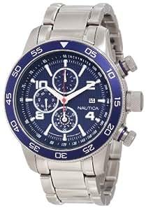 Nautica Men's N24534G NCT 402 Classic Analog Watch